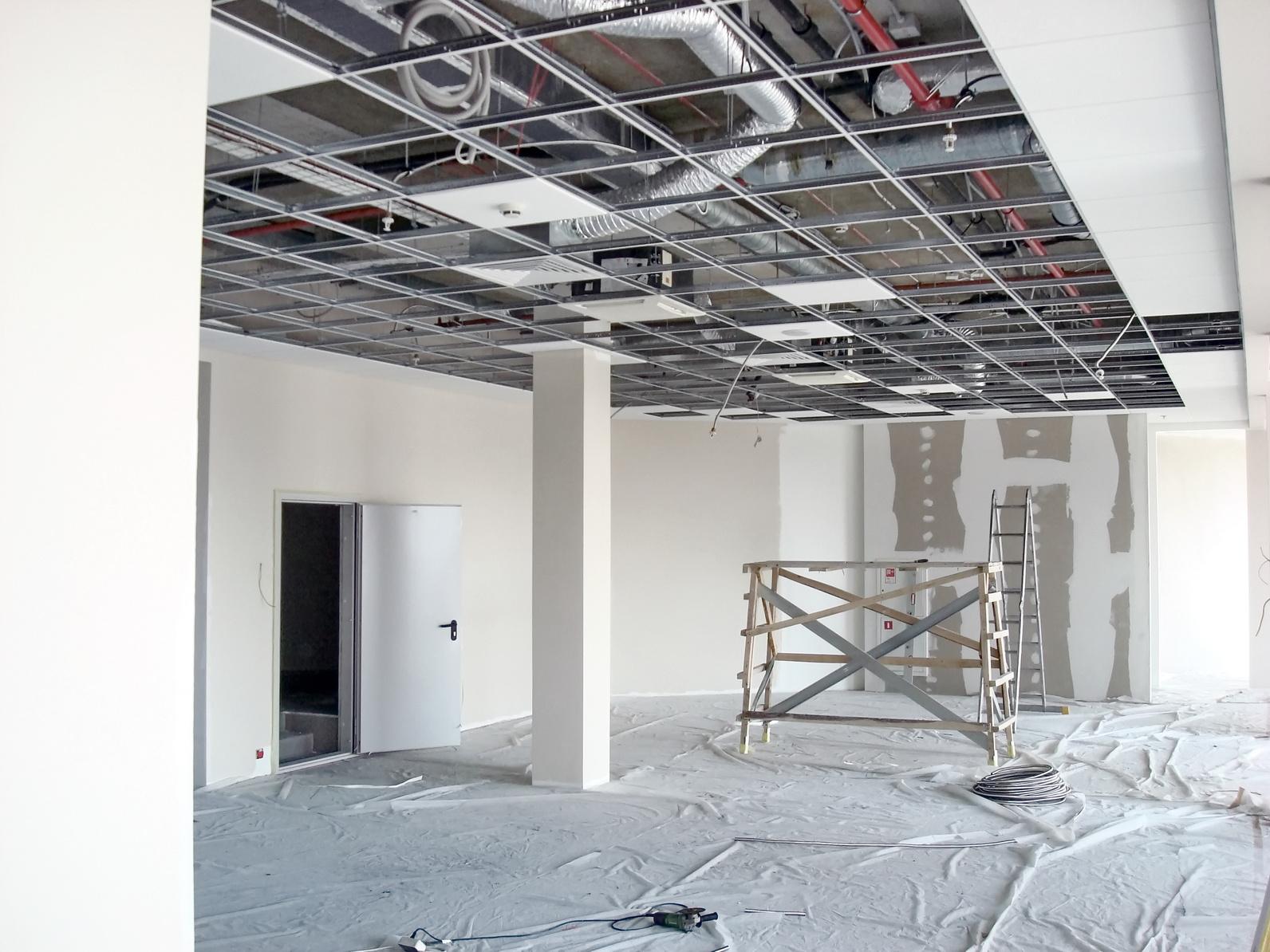 Building Finishing Work